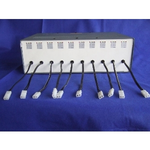 10 Way Workshop Battery Charger